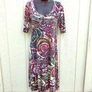 🎃 Karen Kane dress size small